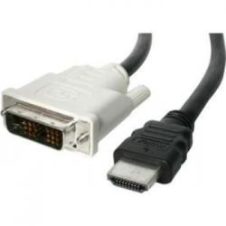 CABLE VIDEO STARTECH HDMI M A DVI-D M 15M - Imagen 1