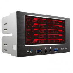 PANEL FRONTAL AEROCOOL TOUCH 2100 - Imagen 1