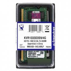 MEMORIA KINGSTON SODIMM DDR3 8GB 1333MHZ - Imagen 1