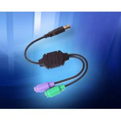 CABLE 3GO USB-PS-2 - Imagen 1