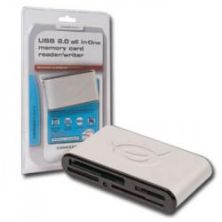 LECTOR EXTERNO ALL IN ONE USB 2.0 CONCEPTRONIC - Imagen 1