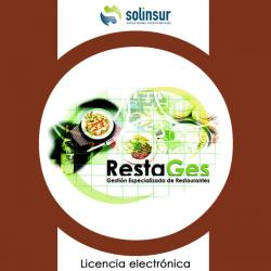 SOFTWARE RESTAGES LICENCIA ELECTRO GESTION RESTAUR - Imagen 1