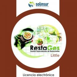 SOFTWARE RESTAGES LITTLE LICENCIA ELECTRO GESTION - Imagen 1