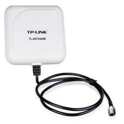 ANTENA TP-LINK WIFI EXTERIOR 9DBI CABLE 1M N-TYPE - Imagen 1