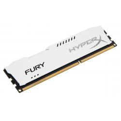 MEMORIA KINGSTON DDR3 8GB 1866MHZ CL10 FURY WHITE - Imagen 1