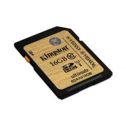 MEMORIA SECURE DIGITAL 16GB KINGSTON CL10-300X - Imagen 1
