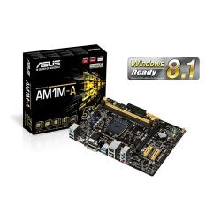 PLACA BASE AM1 ASUS AM1M-A MATX DDR3-HDMI-VGA-USB3 - Imagen 1
