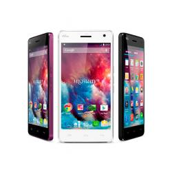 TELEFONO MOVIL WIKO HIGHWAY 4G 5-QC2.0-16G-2G-A4.4 BLANC - Imagen 1