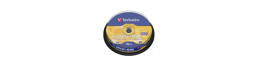 Consumible Media DVD's